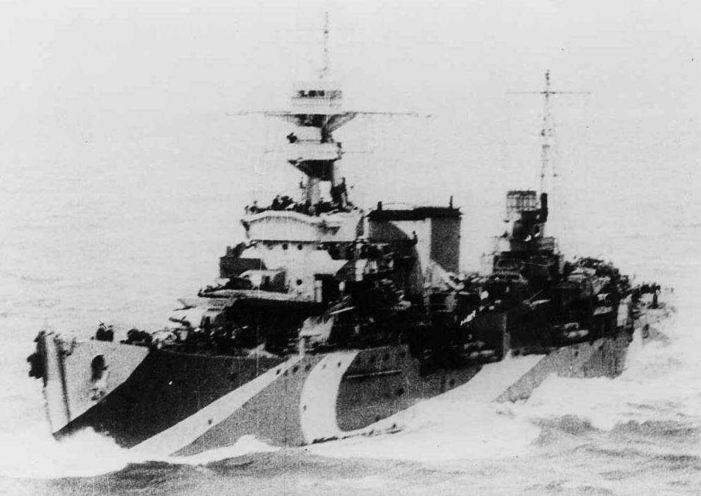 world war 1 weapons. HMS DESPATCH - World War 1