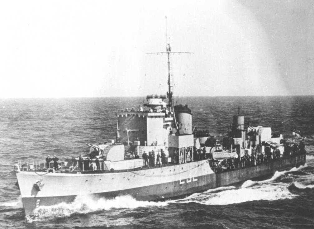 Photo:HMS Belvoir