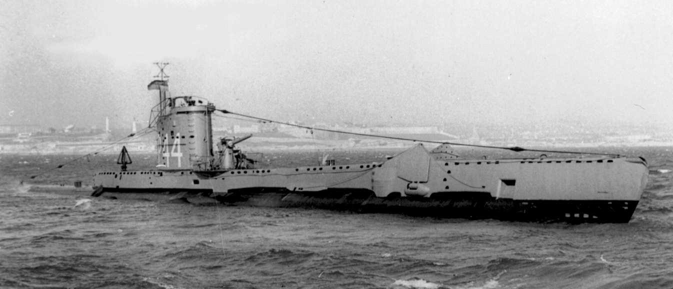 Wwii Submarine Warfare Pacific