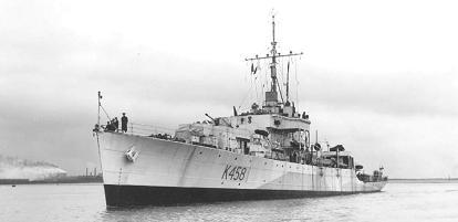 HMS Trent, frigate