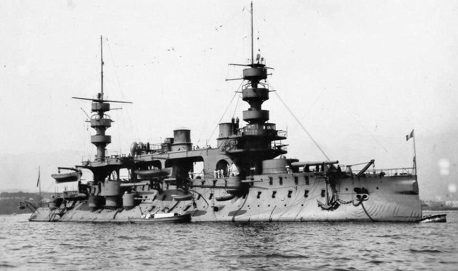 Image result for charles martel battleship