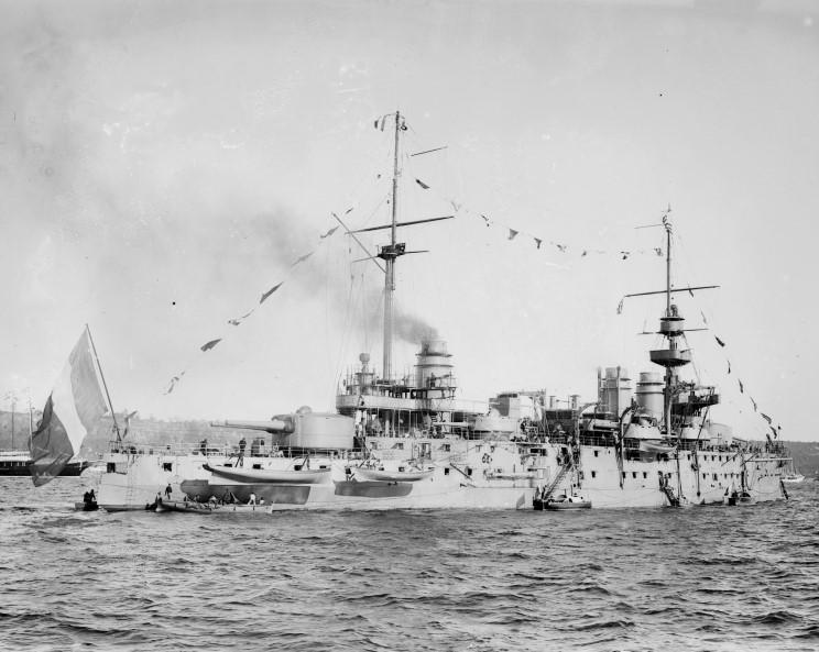 WORLD WAR 1 at SEA. FRENCH NAVY, Part 2 of 2. Destroyers, Submarines