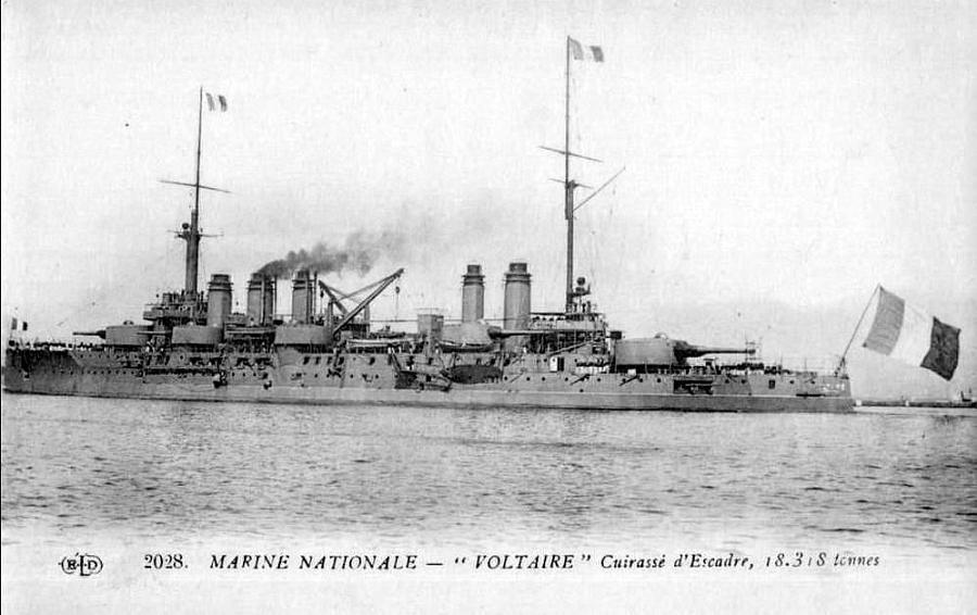 flotte marine francaise