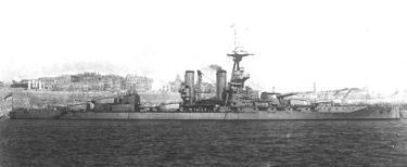 Battleship USS North Dakota
