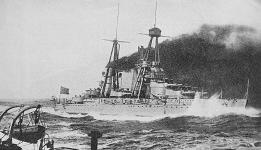 Dreadnought Battleship