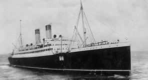 HMS Empress of Britain