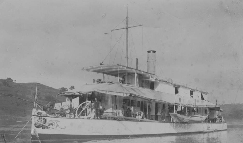 HMS Woodcock River Gunboat British Warships Of World War 1