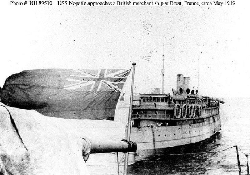 Us Naval Air Station St Trojan And Other Usn Deaths 1918