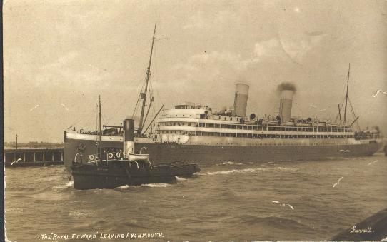 British Merchant Navy Ships Lost And Damaged At Sea In