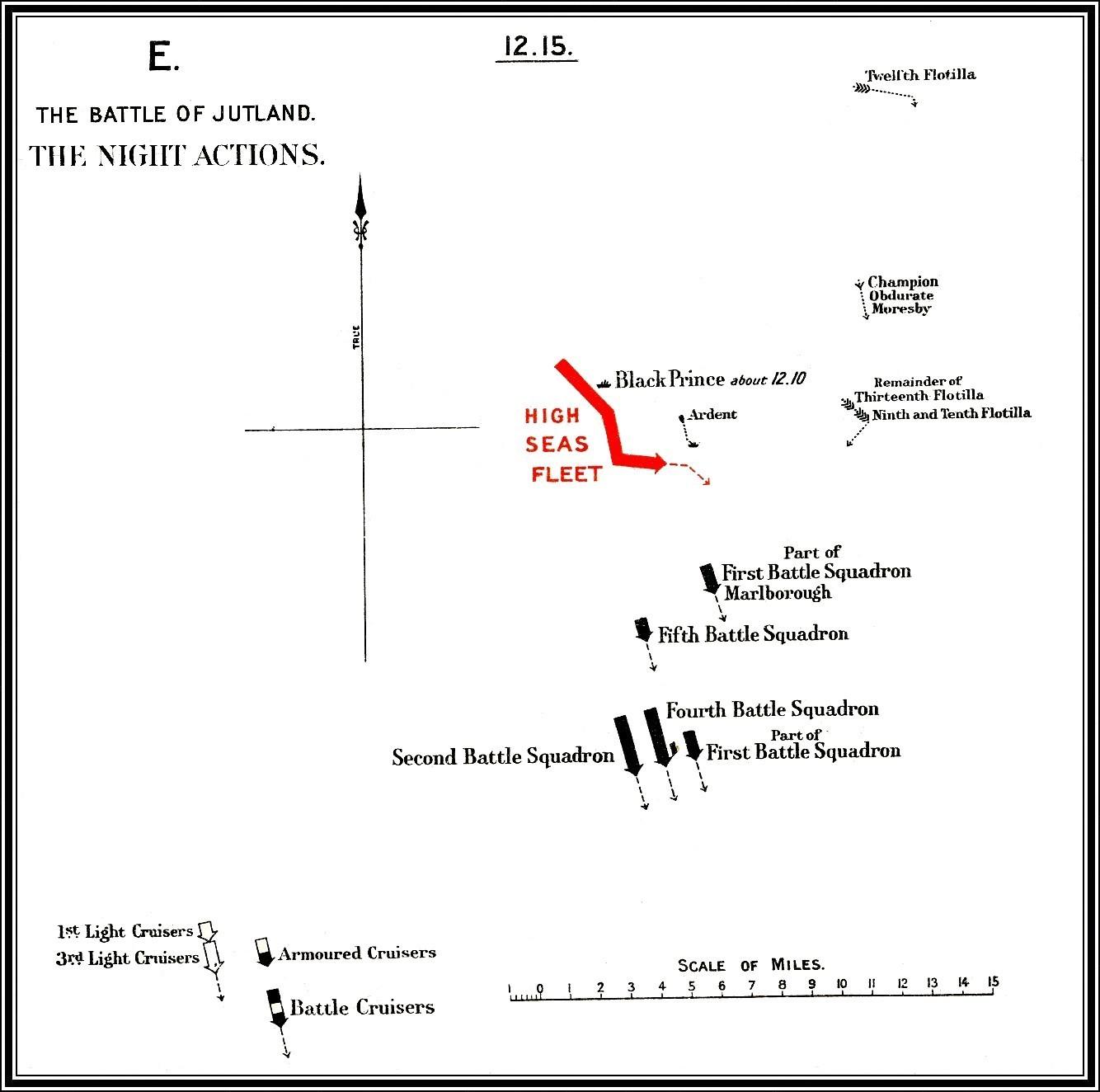 Royal navy naval operations volume 3 by sir julian corbett diagram 45 e 1215 pm nvjuhfo Choice Image