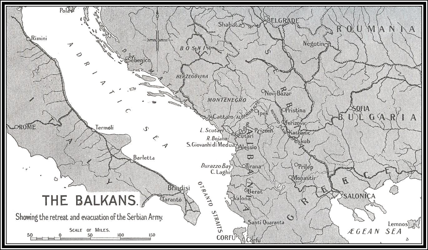 an analysis of the history of the conflict in the balkans This article will attempt an analysis of the dispute between greece and fyrom,   in the first instance, it will trace the origins of the controversy and portray the  current  in occupied macedonia amongst the surrounding balkan nation-states.