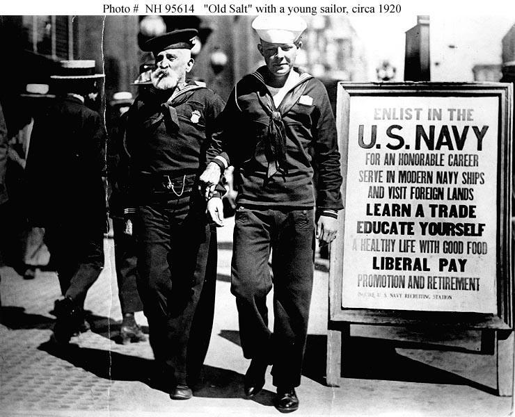 united states navy sailors
