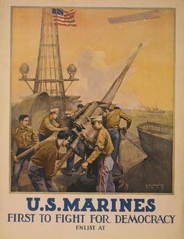 United States Marine Corps In World War - Us history map activities world war 1