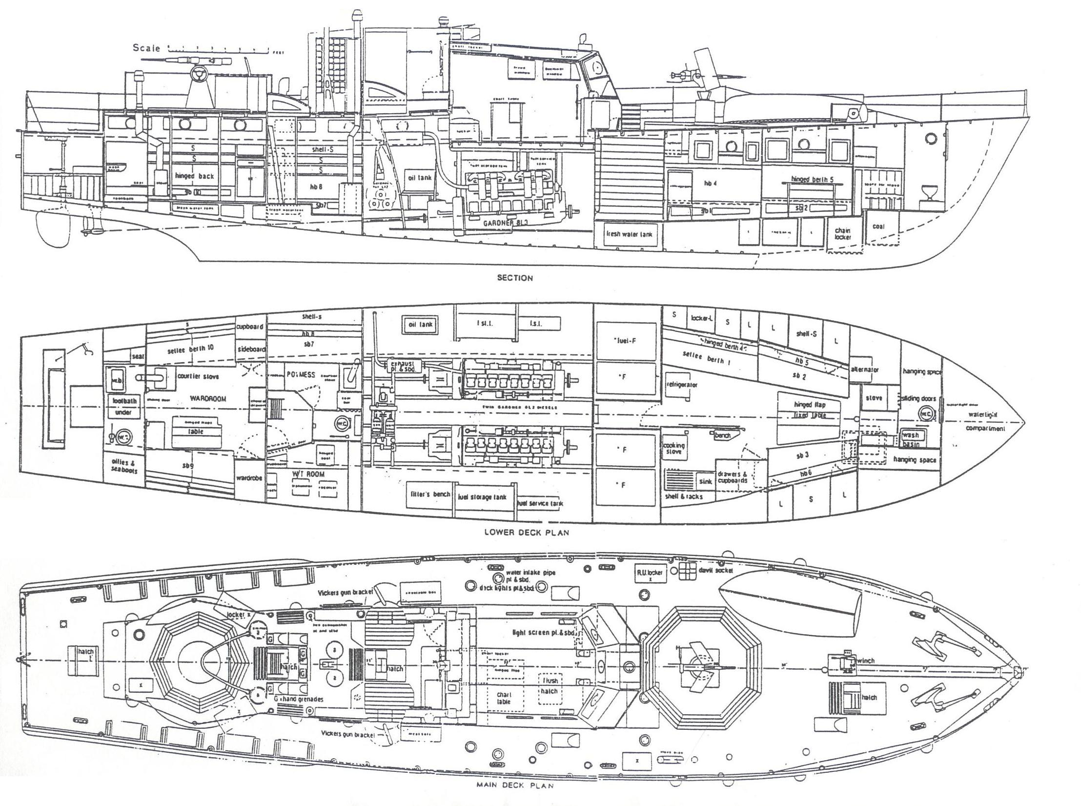 Space Cargo Ship Deck Plan - Pics about space