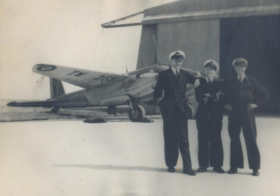 Bill Knight Ford >> Fleet Air Arm, including HMS Implacable