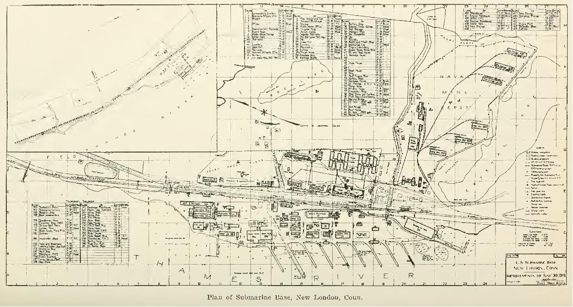 Bureau Of Yards And Docks United States Navy 1917 1918