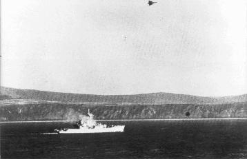 Falklands Invasion Operation Rosario
