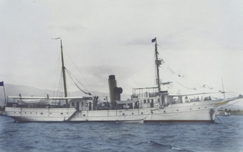 US Navy, Coast Guard, and Coast & Geodetic Survey - Log Books