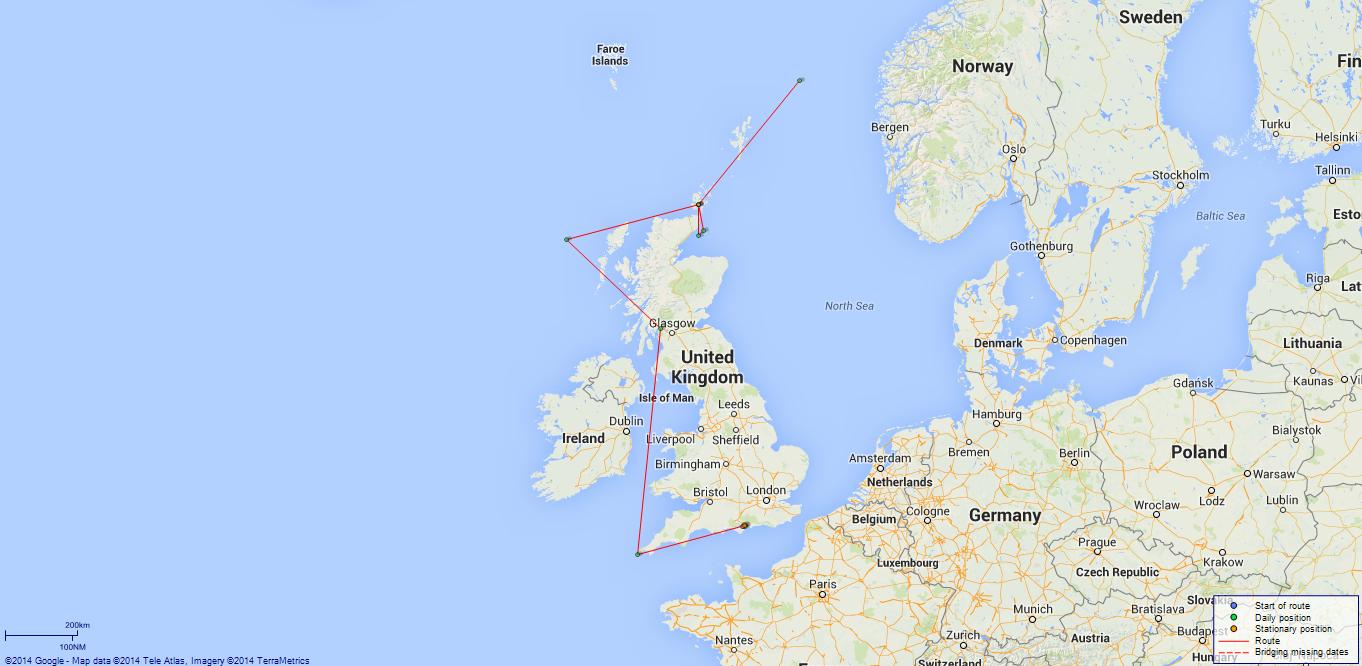 Hms renown battlecruiser british warships of world war 1 jp map renown 1916 publicscrutiny Image collections