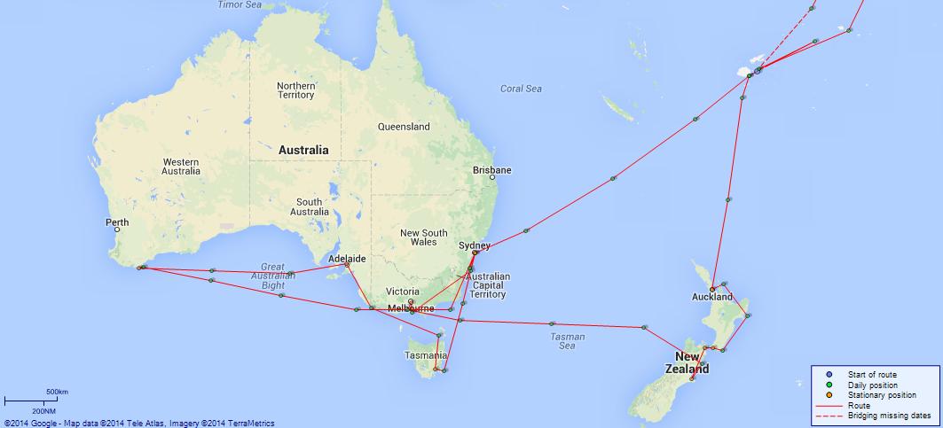 Hms renown battlecruiser british warships of world war 1 jp map renown atlantic publicscrutiny Image collections