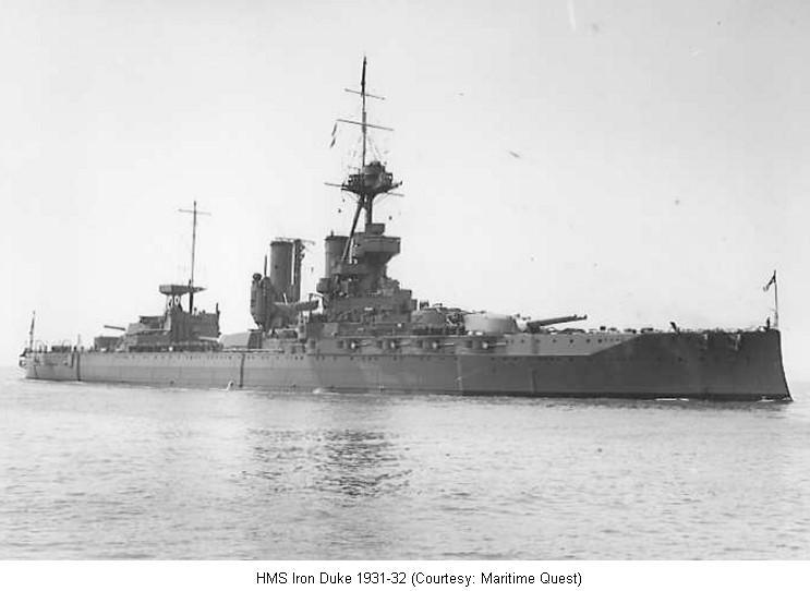 Αποτέλεσμα εικόνας για iron duke ship