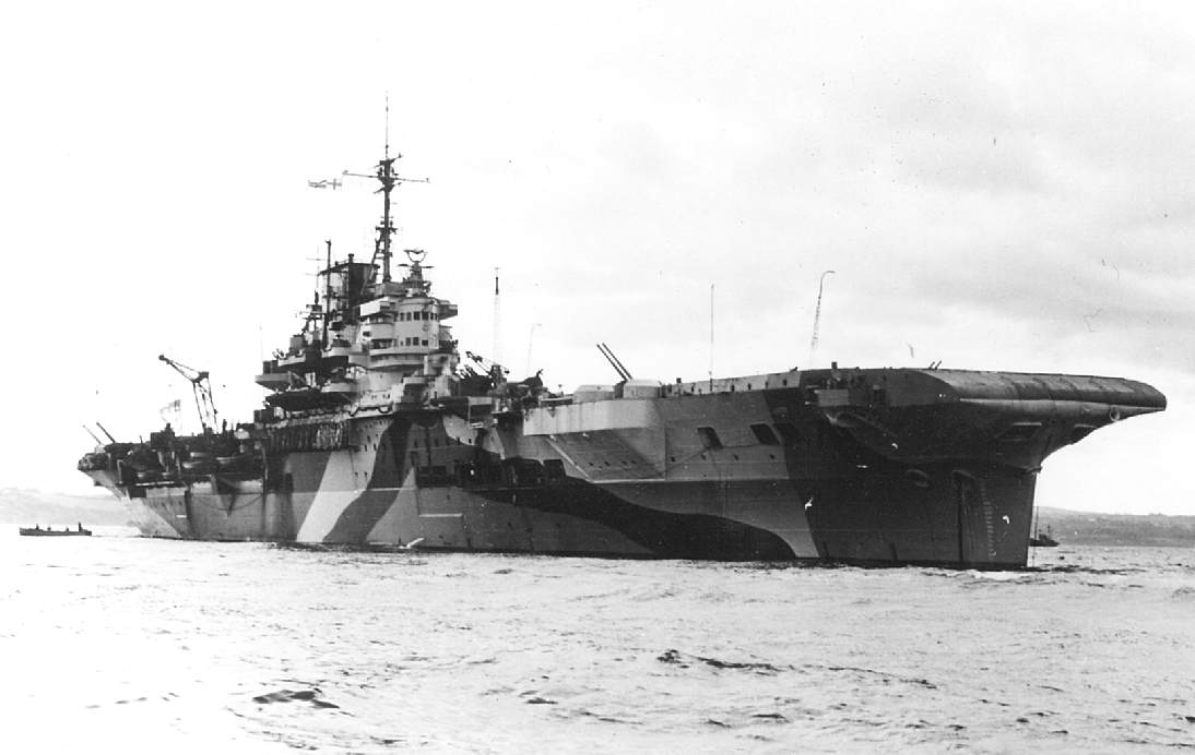 Aircraft carrier warfare, World War 2