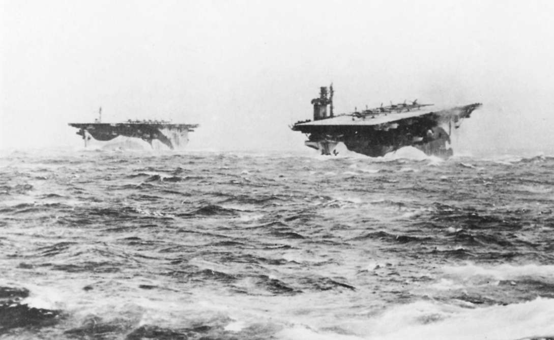 channel dash by kms scharnhorst and gneisenau  february 1942