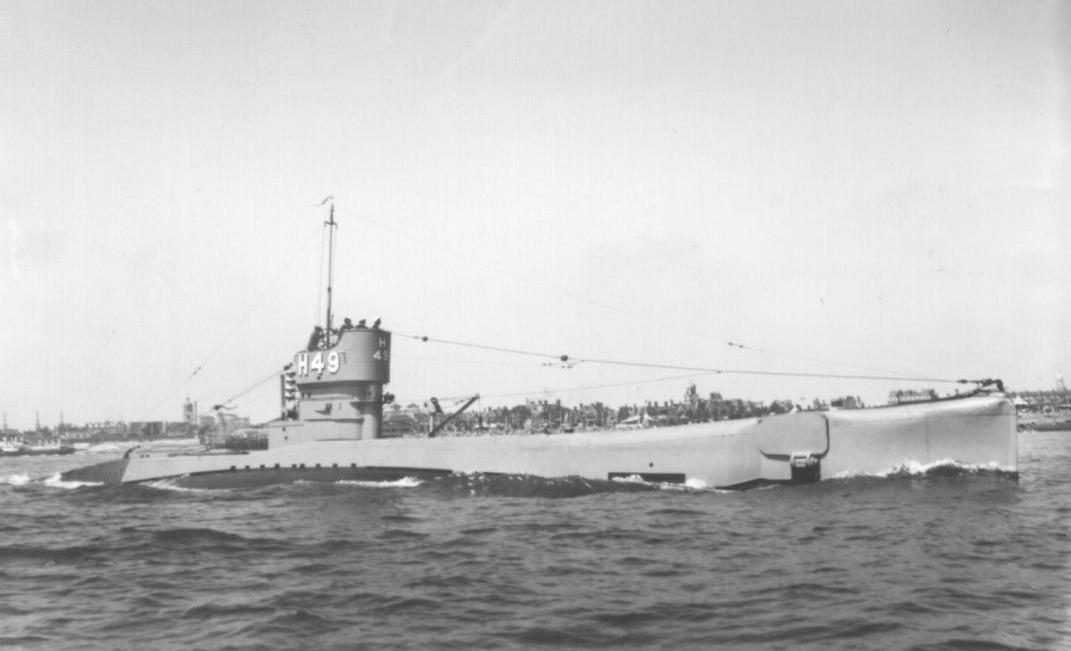Royal Navy losses in World War 2 - Submarines