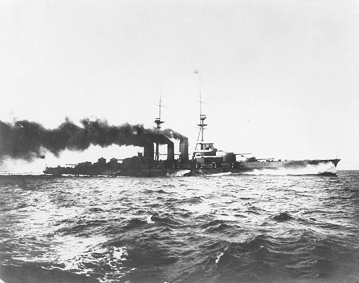 Japanese Navy, IJN, World War 1