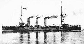 Konigsberg, Severn, Mersey action, Rufuji Delta, German East AFrica