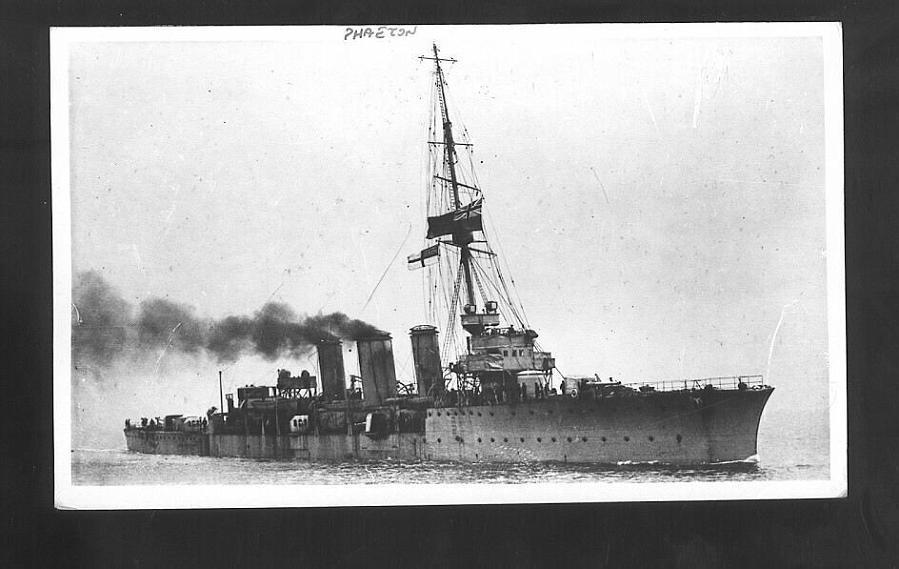 ef21a13e6 British Navy ships of World War 1