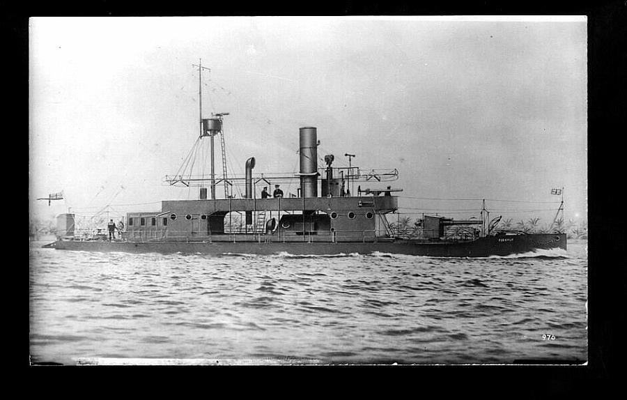 Image result for HMS Firefly Kut
