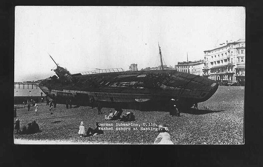 Risultati immagini per u31 aground