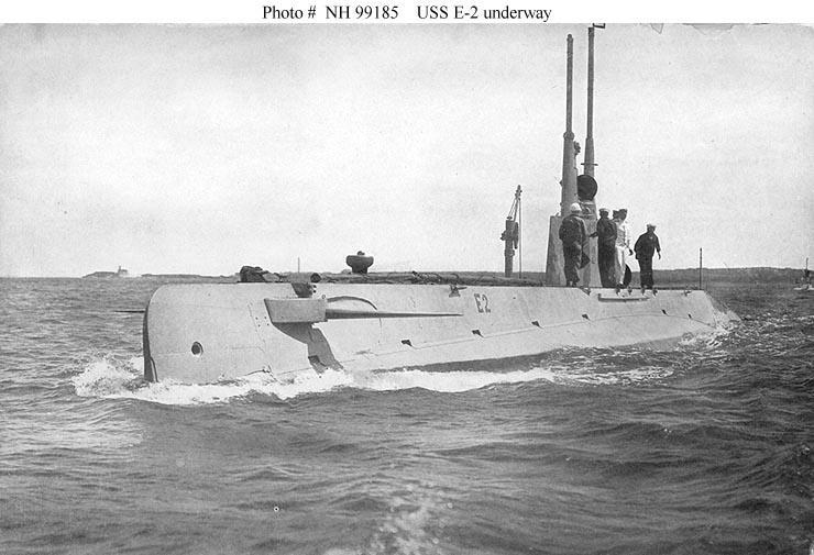 United States Navy Organisation and Fleet Lists 1914-1918