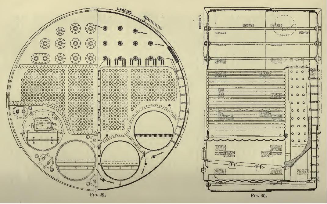 The Marine Steam Engine by Sennett