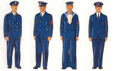 Ranks, Badges and Pay in the Royal Navy in World War 2